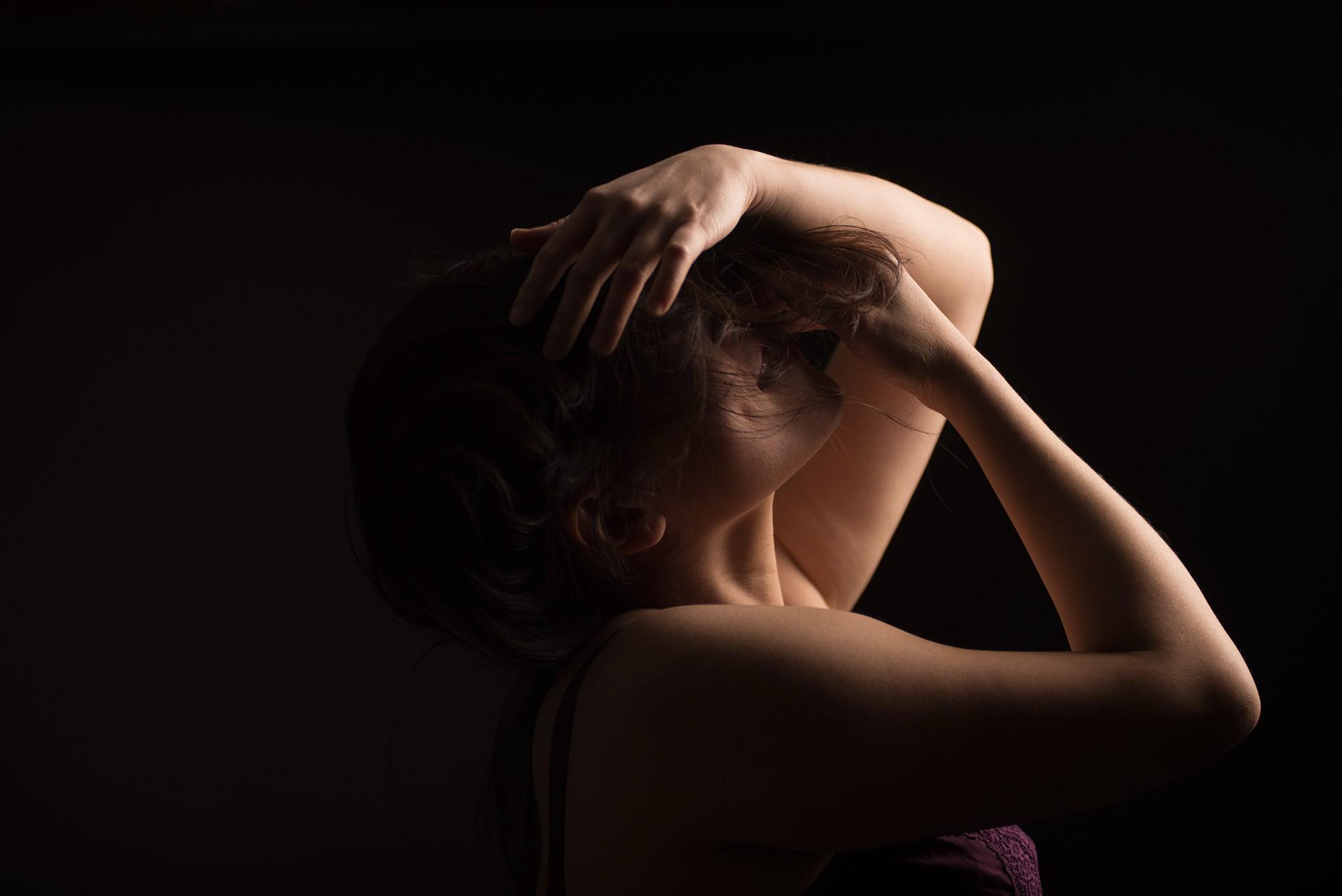 Photographie du corps et de la danse en studio / 1