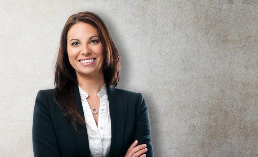 Portrait corporatif d'une femme d'affaire / Client: Cep Sintra Inc.