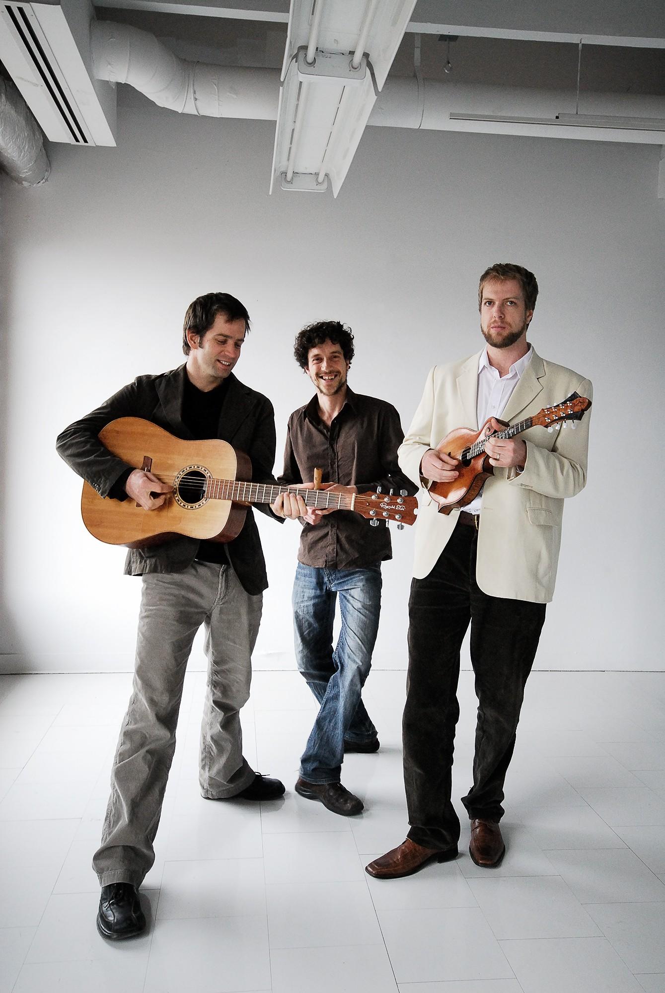 Photo du groupe Chauffeurs à pied / Portrait de musiciens